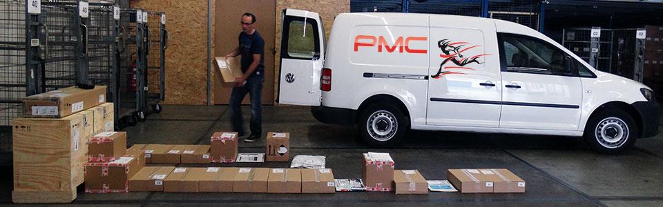 PMC International - Société de transport en Belgique
